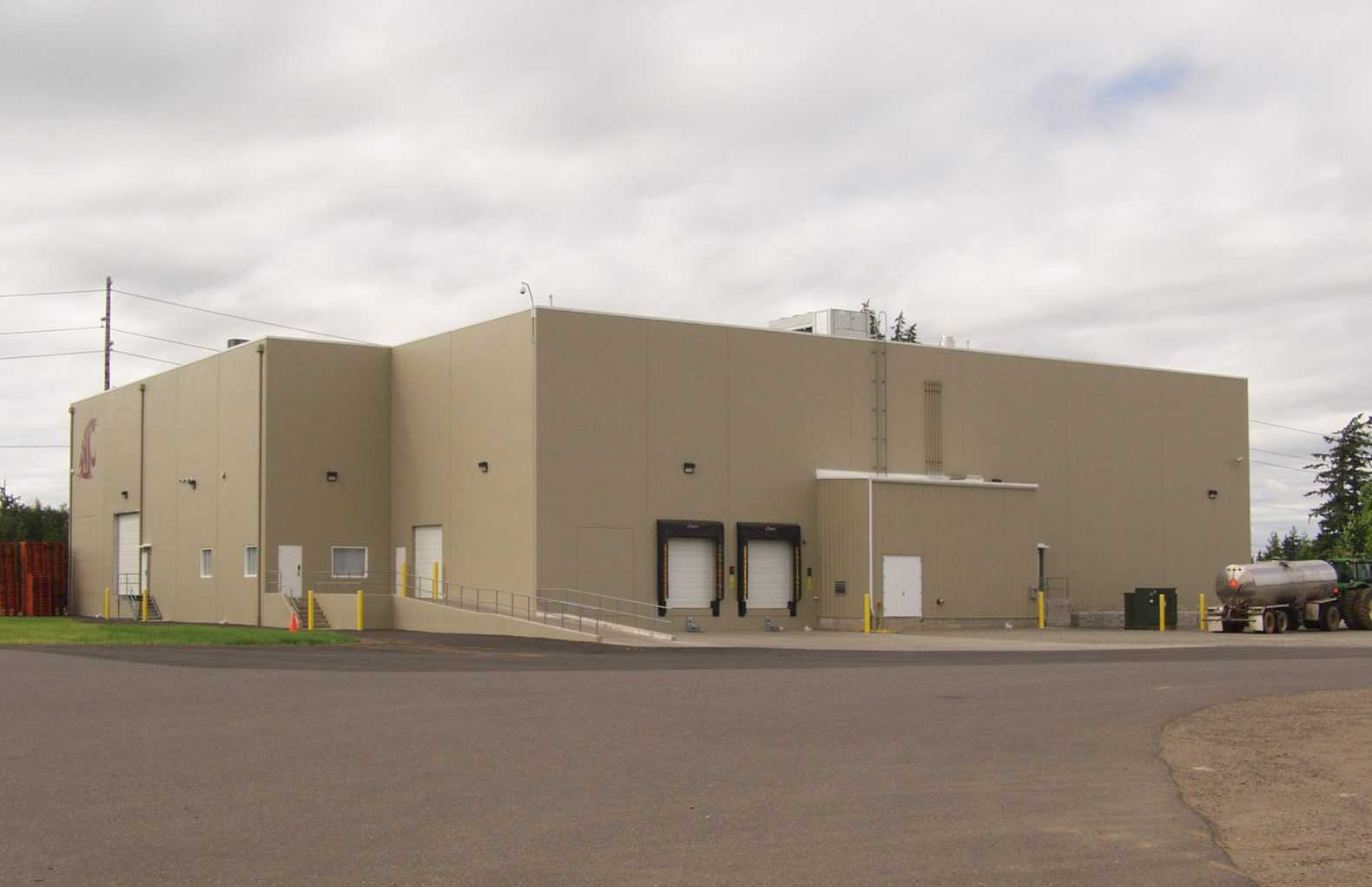 Our work 2 fisher design build for Michaels craft store spokane