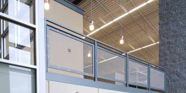PSE-Skagit Service Center Stairwell