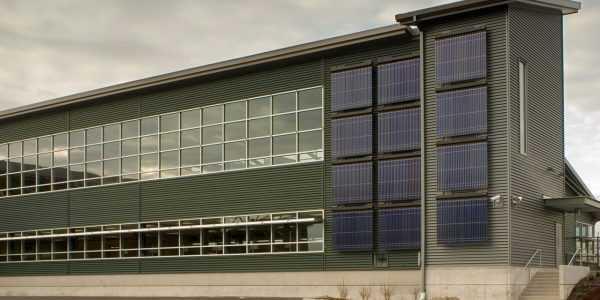 PSE-Skagit Solar Panels