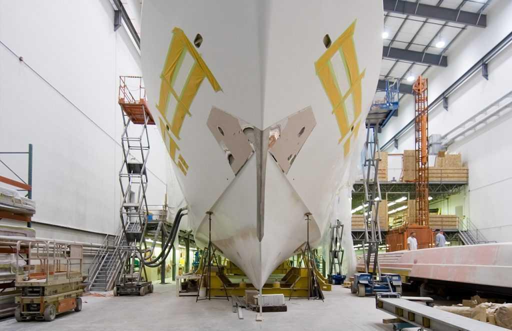 Westport Yachts – Fisher | Design | Build