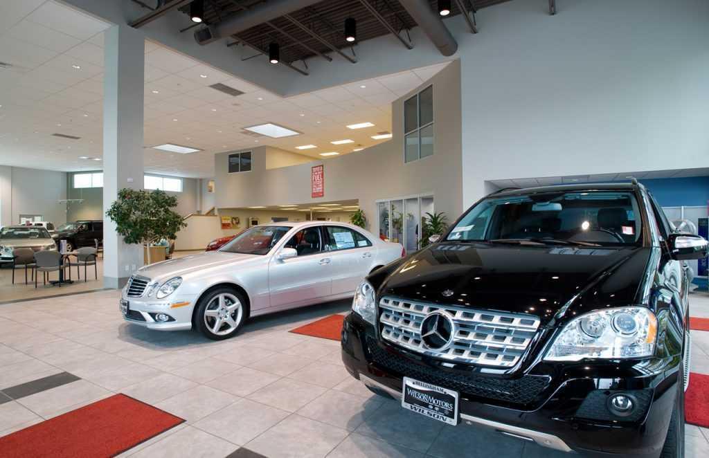 Wilson Toyota, Scion, Mercedes Benz