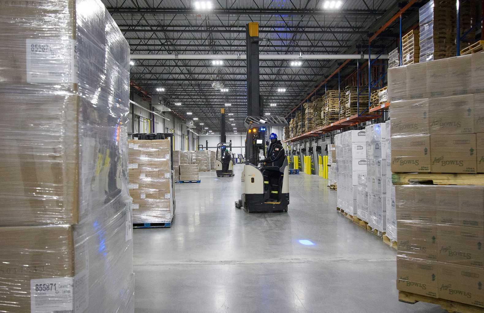 US Cold Storage-Sacramento: Built for Efficient Performance