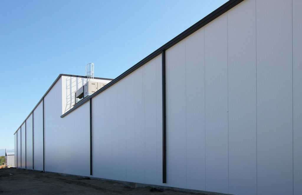 Litehouse Foods - Ella Ave. Cooler & Leading Cold Storage Contractor: Fisher Construction Group