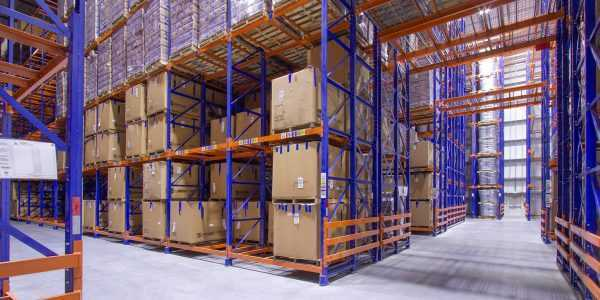Cold Storage Warehouse Freezer Storage