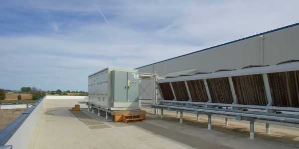 Carnot Rooftop System on Grandview Cold Storage