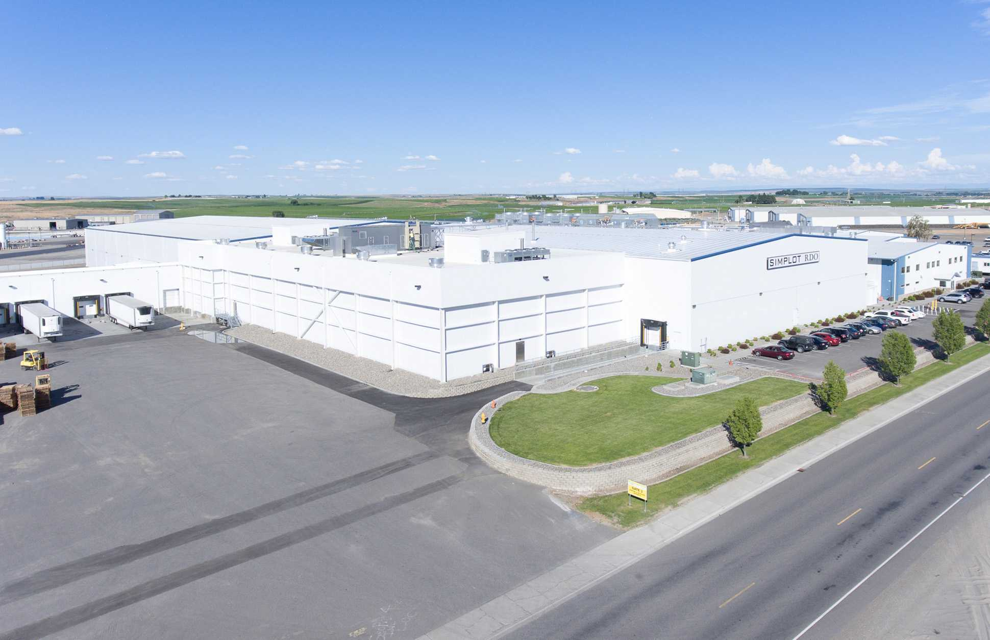 Simplot-RDO Pasco, Washington